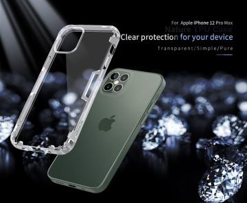 Ốp lưng  iPhone 12 ProMax - Nillkin dẻo trong